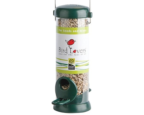 Bird Lovers™ Seed Feeder